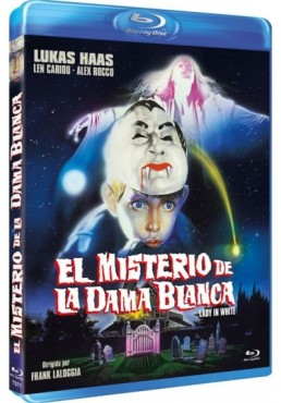 El Misterio De La Dama Blanca (Blu-Ray) (Lady In White)