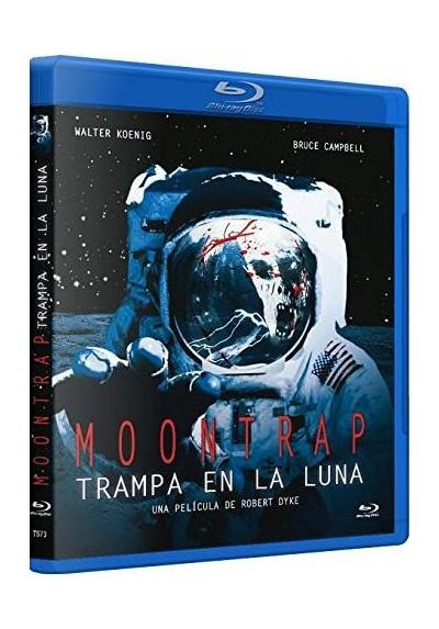 Trampa En La Luna (Blu-Ray) (Moontrap)