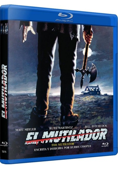 El Mutilador (Blu-Ray) (The Mutilator)