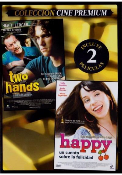 Two Hands + Happy: Un Cuento Sobre La Felicidad (Happy-Go-Lucky) (Estuche Slim)