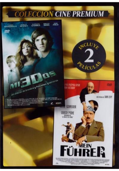 Miedos (The Hole 3-D) + Mein Führer (Mein Führer: Die Wirklich Wahrste Wahrheit Über Adolf Hitler) (Estuche Slim)