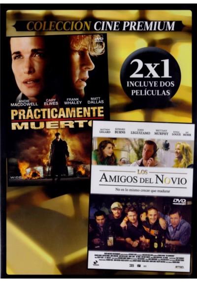 Practicamente Muerto (As Good As Dead) + Los Amigos Del Novio (The Groomsmen) (Estuche Slim)