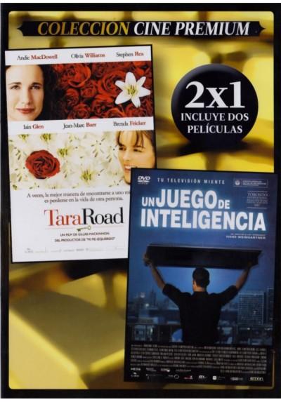 Tara Road + Un Juego De Inteligencia (Free Rainer) (Estuche Slim)