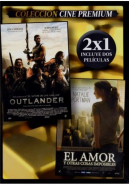 Outlander + El Amor Y Otras Cosas Imposibles (Love And Other Impossible Pursuits) (Estuche Slim)