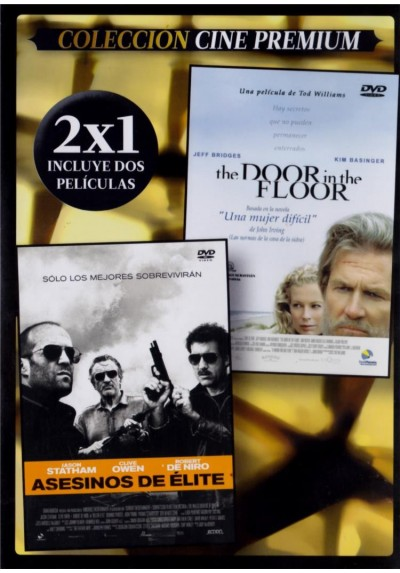 The Door In The Floor (Una Mujer Difícil) + Asesinos De Élite (Killer Elite) (Estuche Slim)