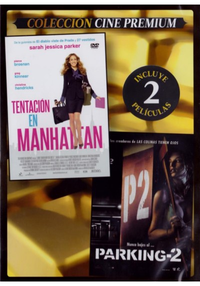 Tentacion En Manhattan (I Don´t Know How She Does It) + Parking 2 (P2) (Estuche Slim)
