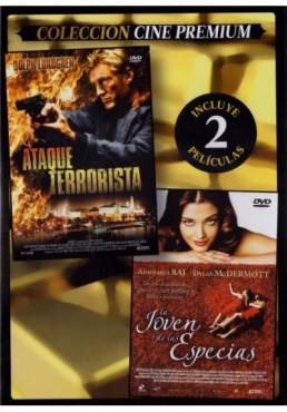 Ataque Terrorista (Command Performance) + La Joven De Las Especias (Mistress Of Spices) (Estuche Slim)
