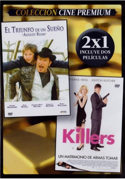 El Triunfo De Un Sueño (August Rush) + Killers (Estuche Slim)
