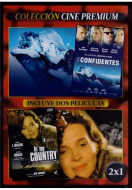 Los Confidentes (The Informers) + In My Country (Country Of My Skull) (Estuche Slim)