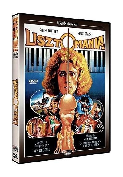 Lisztomania (V.O.S.)