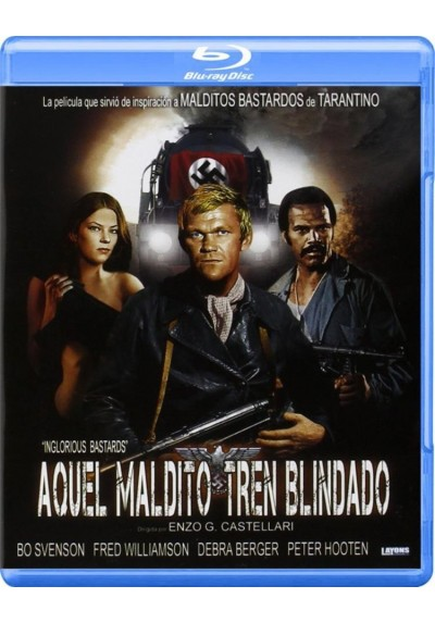 Aquel Maldito Tren Blindado (Blu-Ray) (Quel Maledetto Treno Blindato)