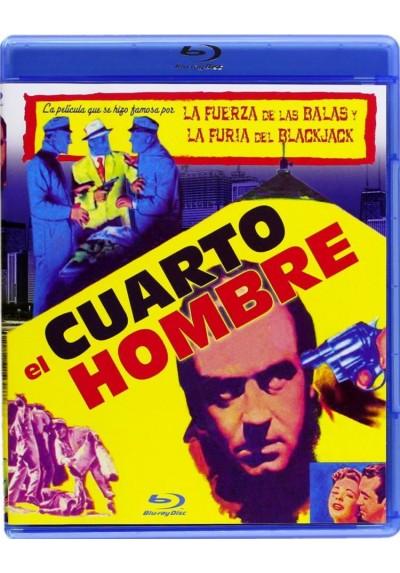 El Cuarto Hombre (Blu-Ray) (Kansas City Confidential)