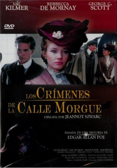 Los Crimenes De La Calle Morgue (The Murders In The Rue Morgue)