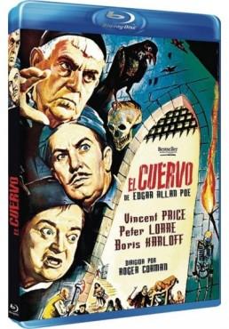 El Cuervo (Blu-Ray) (The Raven)