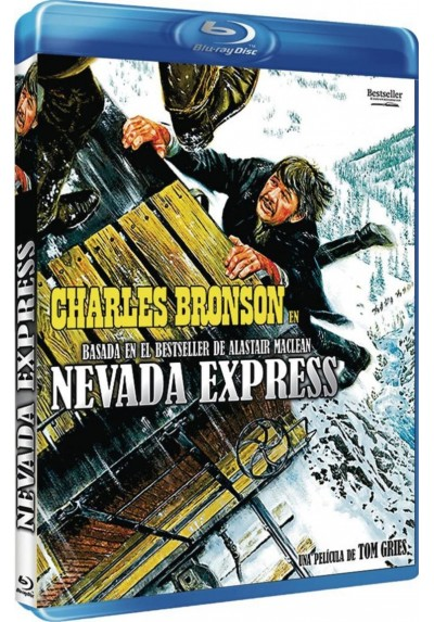 Nevada Express (Blu-Ray) (Breakheart Pass)
