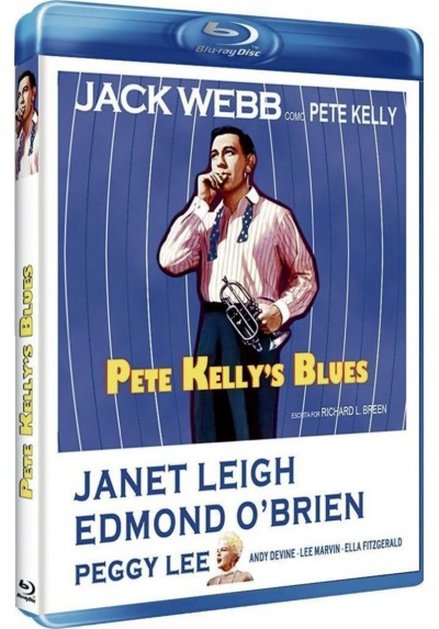 Pete Kelly´s Blues (Blu-Ray)