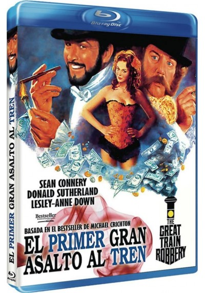 El Primer Gran Asalto Al Tren (Blu-Ray) (The First Great Train Robbery)