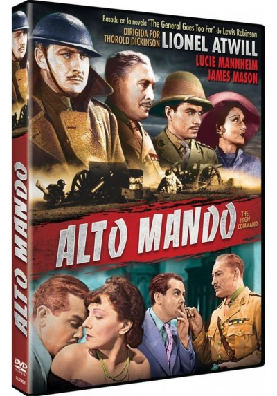Alto Mando (The High Command)