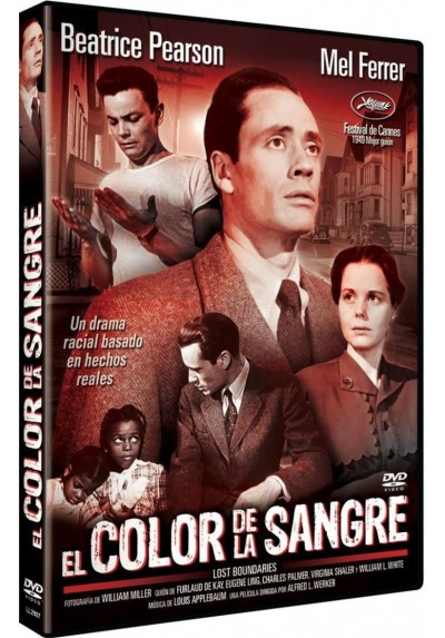 El Color De La Sangre (Lost Boundaries)
