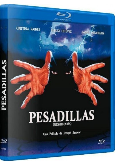 Pesadillas 1983 (Nightmares) (Blu-ray)