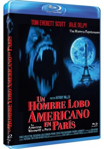 Un Hombre Lobo Americano En Paris (An American Werewolf In Paris) (Blu-ray)