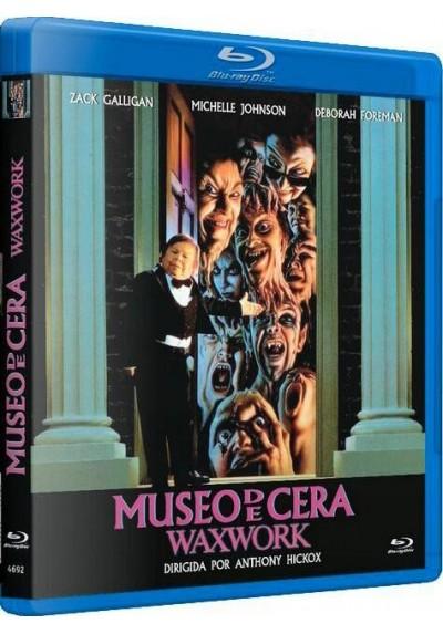 Waxwork: Museo de Cera (Blu-ray)