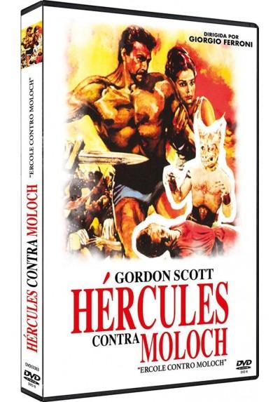 Hercules Contra Moloch (Dvd-R) (Ercole Contro Moloch)