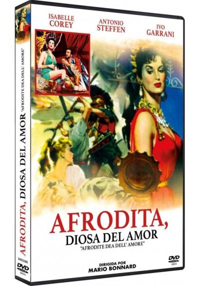 Afrodita, Diosa Del Amor (Dvd-R) (Afrodite, Dea Dell Amore)