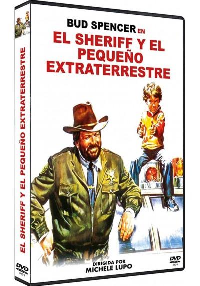 El Sheriff Y El Pequeño Extraterrestre (Dvd-R) (Uno Scerifo Extraterrestre... Poco Extra E Molto Terrestre)