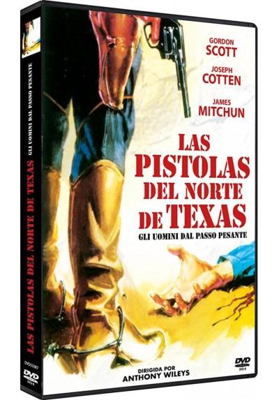 Las Pistolas Del Norte De Texas (Dvd-R) (Gli Uomini Dal Passo Pesante)