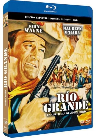 Rio Grande (Bd-R + Dvd-R)