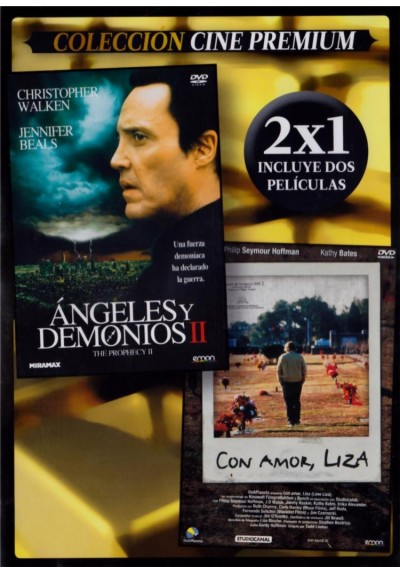 Angeles Y Demonios 2 (The Prophecy 2) + Con Amor, Liza (Love Liza) (Estuche Slim)