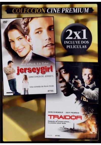 Jersey Girl (Una Chica De Jersey) + Traidor (Estuche Slim)
