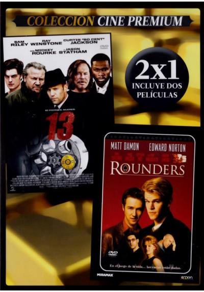 13 + Rounders (Estuche Slim)