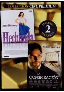 Hechizada (Ella Enchanted) + La Conspiración (2010) (The Conspirator) (Estuche Slim)