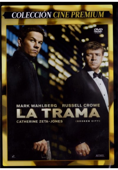La Trama (Broken City) (Estuche Slim)