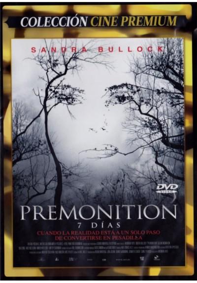 Premonition, 7 Dias (Estuche Slim)