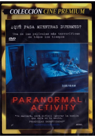 Paranormal Activity (Estuche Slim)