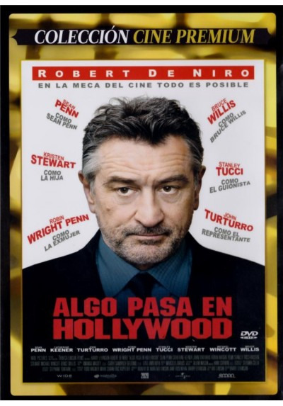 Algo Pasa En Hollywood (What Just Happened?) (Estuche Slim)