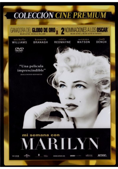 Mi Semana Con Marilyn (My Week With Marilyn) (Estuche Slim)