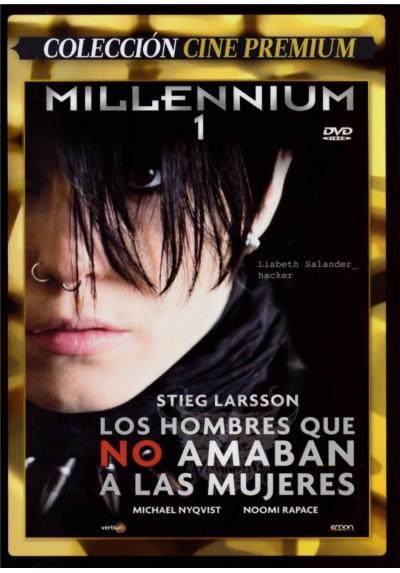 Millennium 1 : Los Hombres Que No Amaban A Las Mujeres (Män Som Hatar Kvinnor) (Estuche Slim)