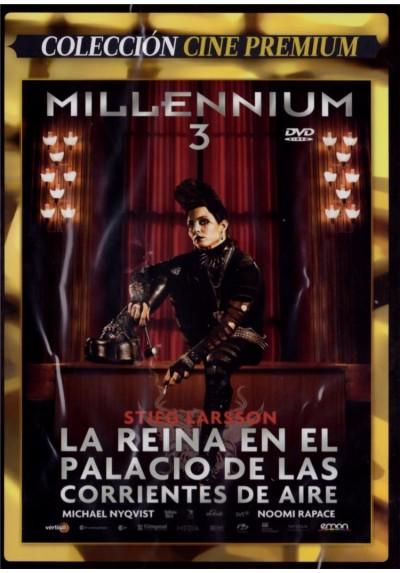 Millennium 3 : La Reina En El Palacio De Las Corrientes De Aire (Luftslottet Som Sprängdes) (Estuche Slim)