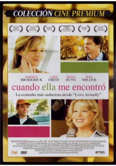 Cuando Ella Me Encontro (Then She Found Me) (Estuche Slim)
