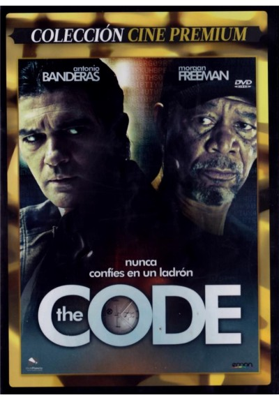 The Code (Thick As Thieves) (Estuche Slim)
