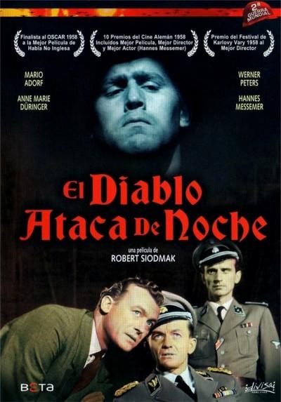 El Diablo Ataca De Noche (Nachts Wenn Der Teufel Kam)
