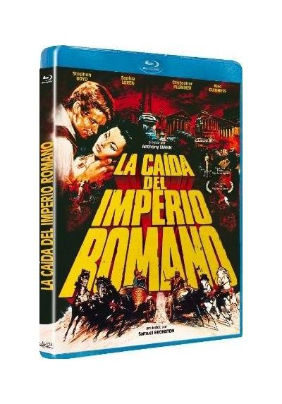 La Caída Del Imperio Romano (Blu-Ray)