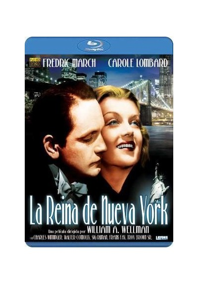 La Reina De Nueva York (Blu-Ray) (Nothing Sacred)