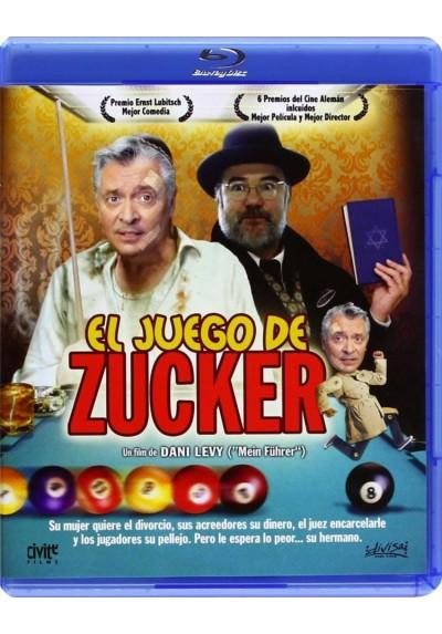 El Juego De Zucker (Blu-Ray) (Alles Auf Zucker)
