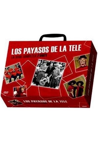 Pack Los Payasos De La Tele (Maletín)