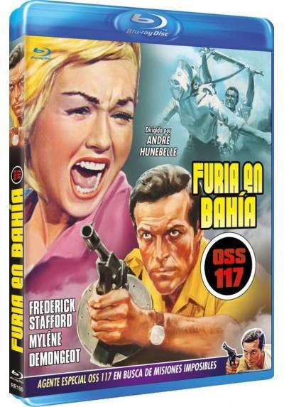 Furia En bahía (O.S.S. 117) (Furia a Bahia Pour OSS 117 (Bd-R)) (Blu-Ray)